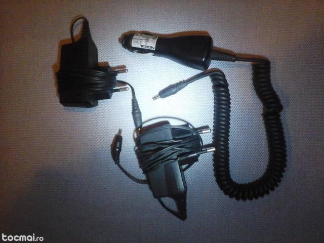 Diverse incarcatoare pentru telefoane