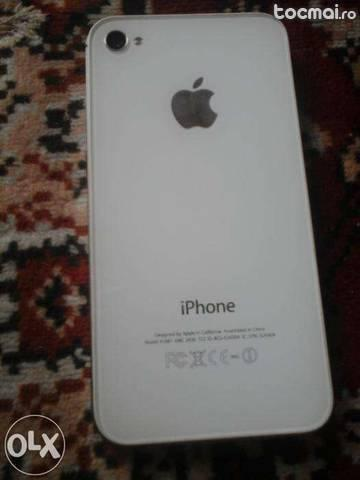 Iphone 4 s / 32 gb / liber la retea ca nou