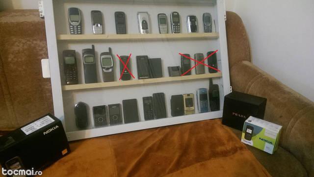Lot telefoane mobile de colectie vintage
