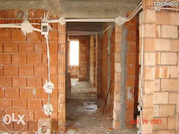 Lucrari de constructii si amenajari interioare