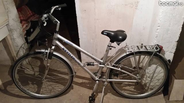 Bicicleta dama - Kettler model Alu- Bad