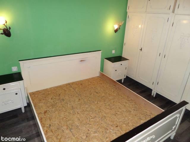 Dormitor din lemn de calitate