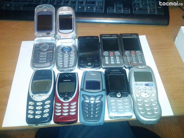 pachet telefoane bune si pt piese