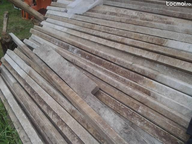 stalpi de ciment