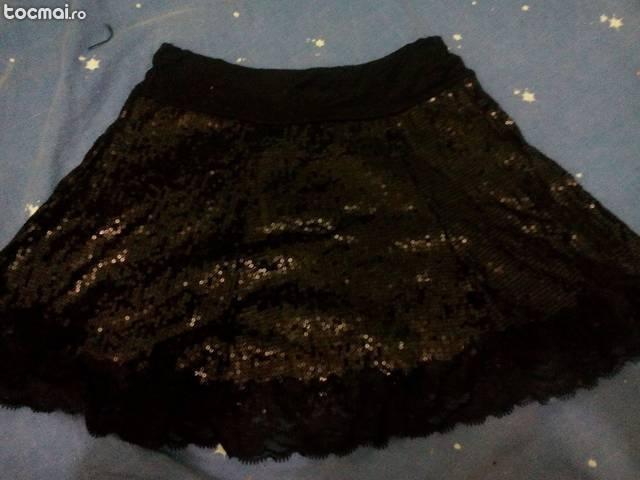 fusta neagra de ocazie