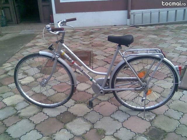bicicleta aluminiu Kettler Alu- rad
