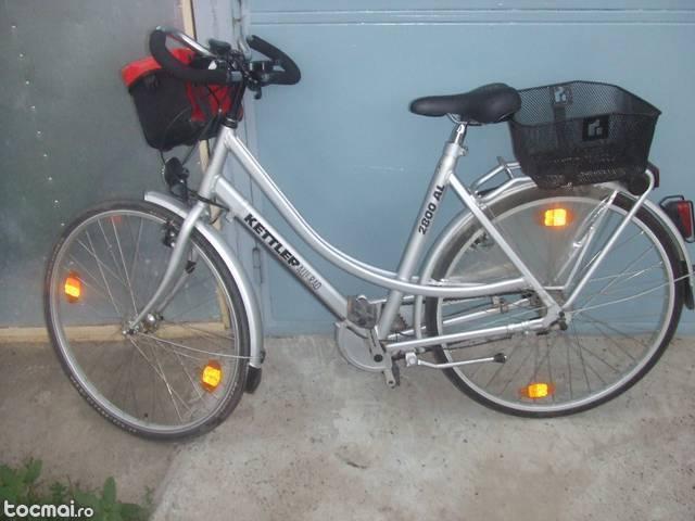 bicicleta KETTLER 2800