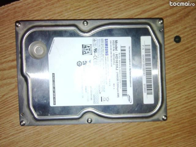 HDD mufa sata 160GB