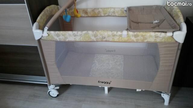 Patut/ tarc pliabil bebelusi