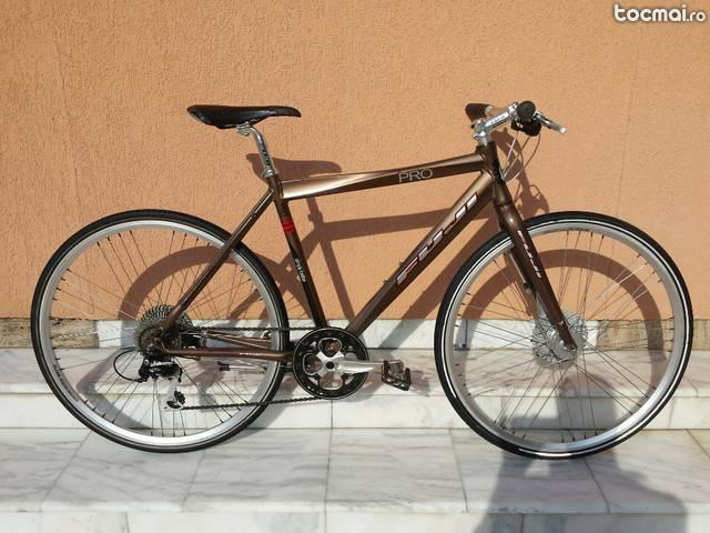 Bicicleta FUJI pro 9 simply betther, Shimano Nexave, Germ
