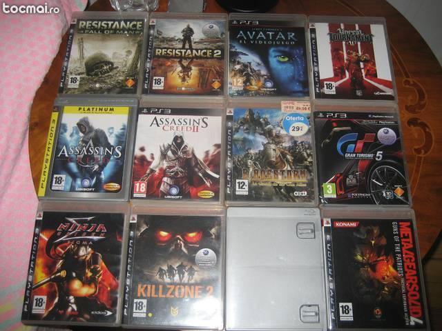 Jocuri originale Playstation 3 PS3