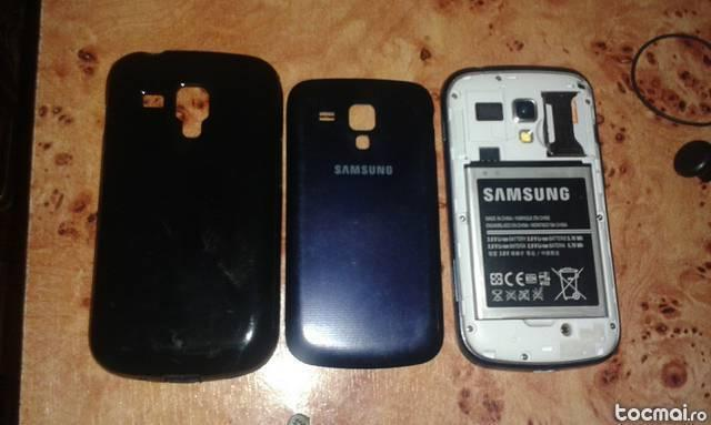 Telefon Samsung galaxy tren plus placa stricata