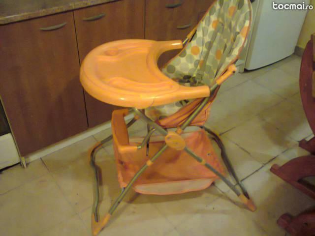 Scaun masa copii