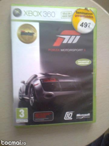 Forza motorsport 3 xbox 360 (joc original)