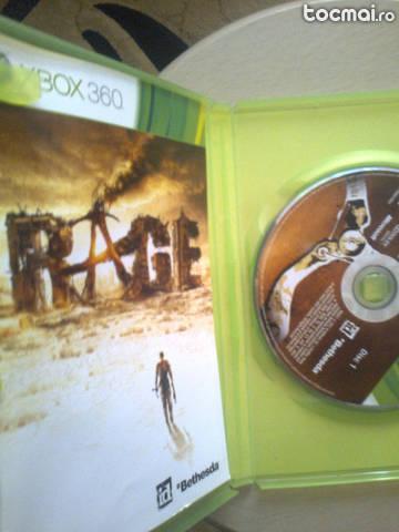 Rage xbox 360 (joc original)