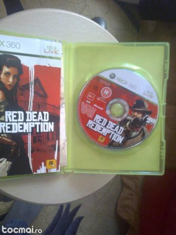 Red Dead Redemption xbox 360 (joc original)