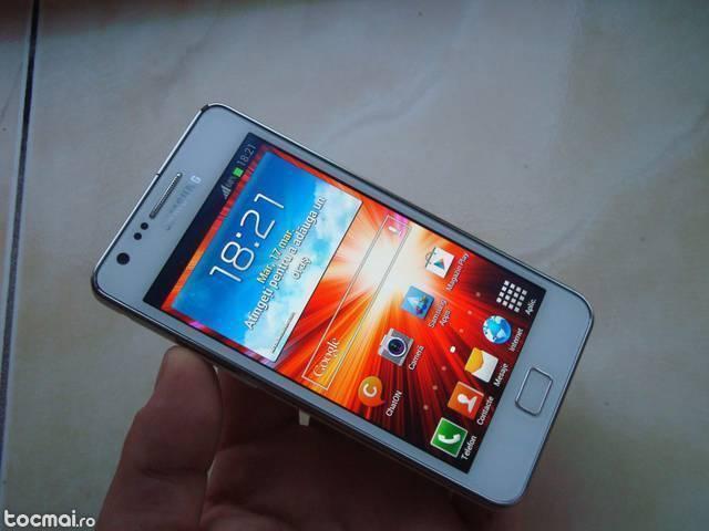 Samsung galaxy s2 alb