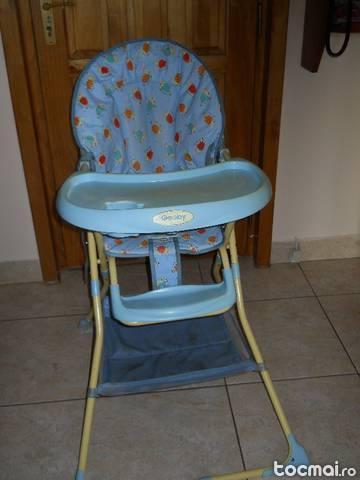 Geoby scaun- masa copii