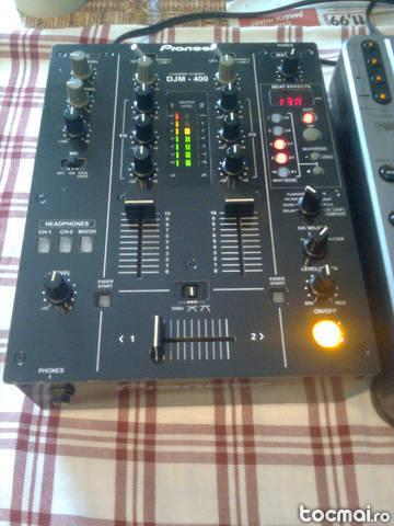 Mixer Pioneer DJM 400 / CDJ