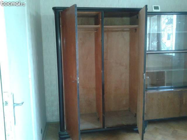 Sifonier vechi 2 usi, lemn
