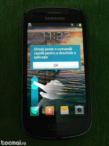 samsung s3mini brown.