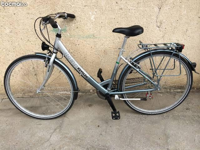 Bicicleta de oras , trekking marca Kettler Germana
