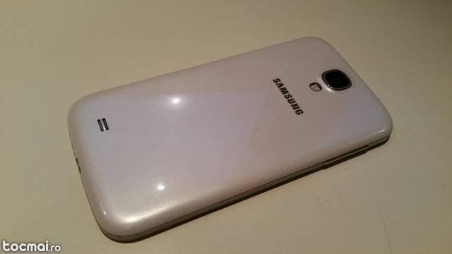Samsung Galaxy S4 I9505 White Alb Neverlocked 16Gb in cutie